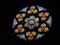 rose window from Saint Nicolas Church