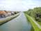 River, brook, stream example Plassendale-Nieuwpoort chanel
