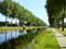 Rivi�re, ruisseau exemple Canal de Damme - Canal de Napol�on