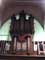 organ from Saint John Decapitation Church (in Schellebelle)