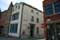 Corner house example House on corner Sint Widostraat - Braderijstraat