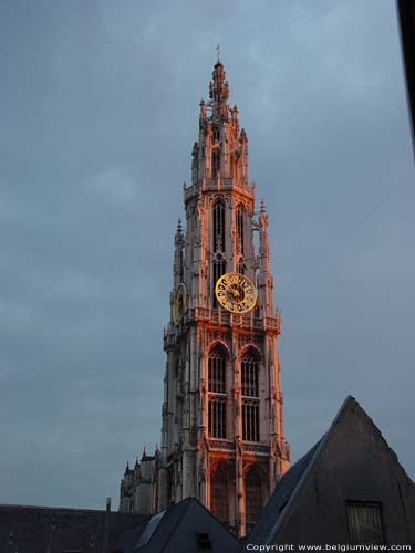 Our Ladies Cathedral ANTWERP 1 / ANTWERP picture