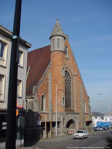 Saint Medard Church ANDERLUES picture