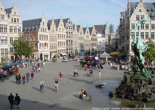 Town Square ANTWERP 1 / ANTWERP picture