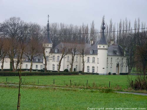 Hutte's castle (In Ressaix) BINCHE picture