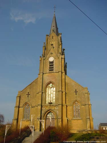 Saint-Peter and Paul's Church (in Ethe) VIRTON picture e