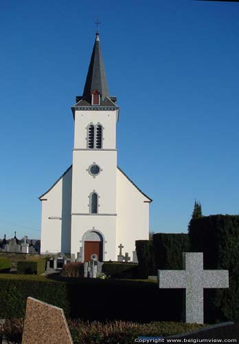Saint Etienne Church (in Longlier) NEUFCHATEAU picture e
