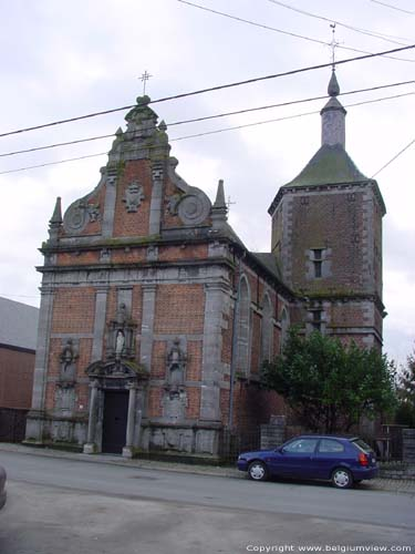 Our Lady of the Good Advise chapel (in Arquennes) SENEFFE picture e