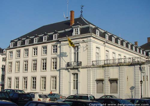 Former Bischop's Palace NAMUR picture e