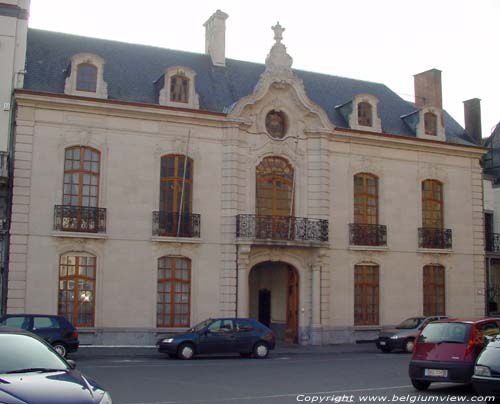 Countess d'Arrigade's house (Government of province) NAMUR picture