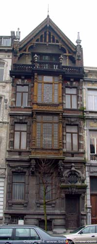 House face to South-palace - Jamaer's house BRUSSELS-CITY / BRUSSELS picture