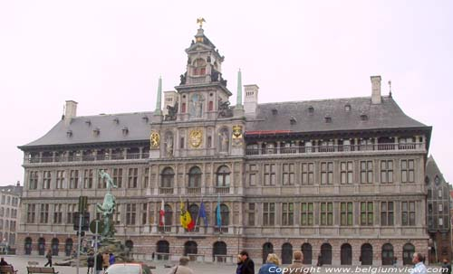 Town Hall ANTWERP 1 / ANTWERP picture