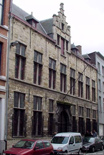 Mercator-Ortelius house ANTWERP 1 / ANTWERP picture Street side