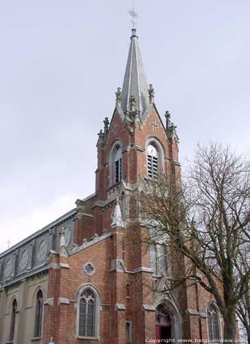 Saint-Hubert Church HEUSY / VERVIERS picture e