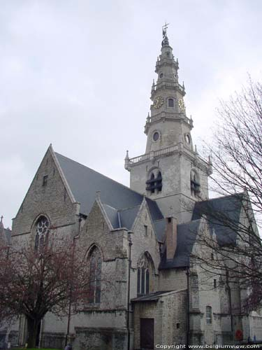 Sainte Catherine's and Saint Cornelius' church (in Diegem) DIEGEM / MACHELEN picture e