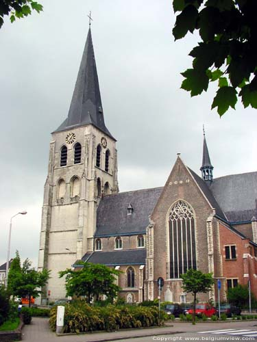 Saint-Lambert's church (in Ekeren) EKEREN / ANTWERP picture e