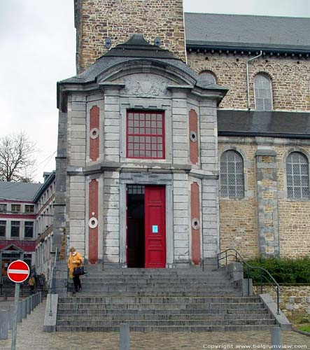 Collégiale Saint-Georges et Sainte-Ode AMAY photo