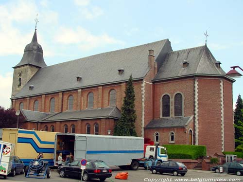 Église Saint-Stéphane HOESELT photo