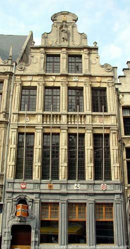 Former golden tree or Scutcheon ANTWERP 1 / ANTWERP picture