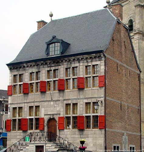 Old town hall of Bilzen BILZEN picture