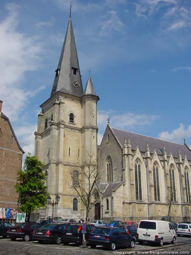 Saint-Mauritius church BILZEN picture