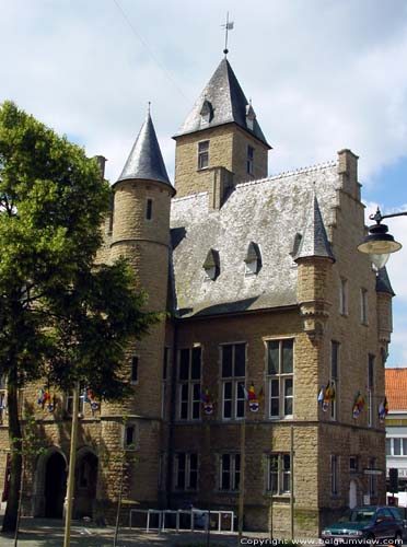Ancienne mairie de  Bornem BORNEM photo