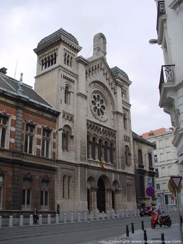 Grande Synagoge BRUXELLES photo