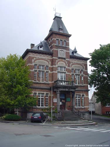 Old municipal hall of Genval GENVAL / RIXENSART picture