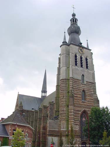 Our Ladies' church AARSCHOT picture