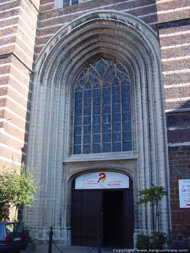 Johannes the Baptist church WAVRE picture