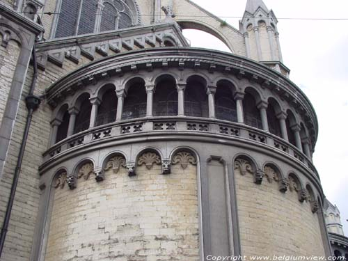 Sainte-Mariachurch SCHAARBEEK picture e