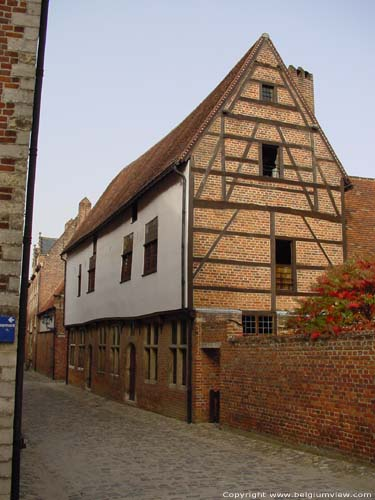 Grand Beguinage LEUVEN / LOUVAIN photo