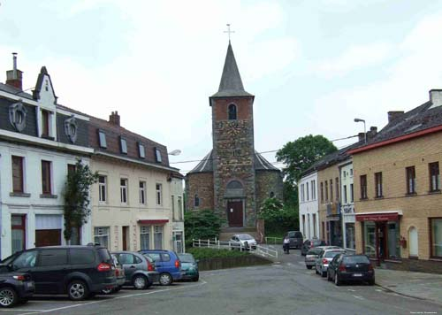 Kerk MONT-SAINT-GUIBERT picture