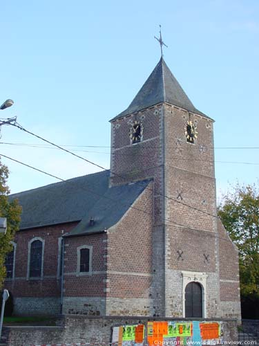 Saint-Trond's church (in Thorembais-Saint-Trond) PERWEZ picture