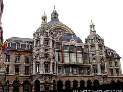 Gare Centrale ANTWERPEN 1 / ANVERS photo