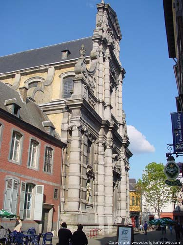 Eglise Saint-Loup NAMUR photo