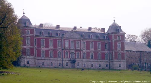 Belle-Maison castle MARCHIN picture