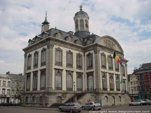 H�tel de Ville VERVIERS photo