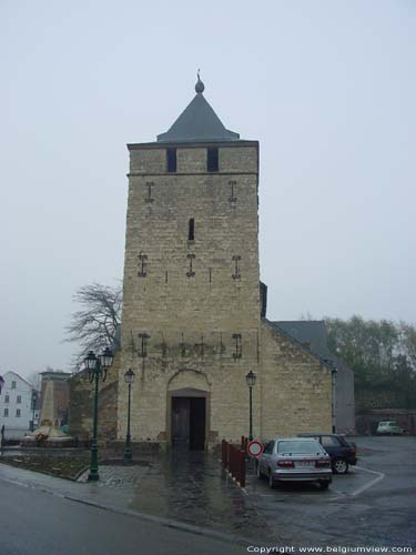Saint-Sulpices' church (in Neerheylissem) HELECINE picture