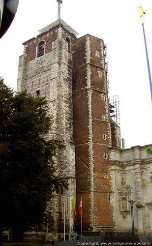 Ancienne �glise abbatiale SINT-TRUIDEN / SAINT-TROND photo