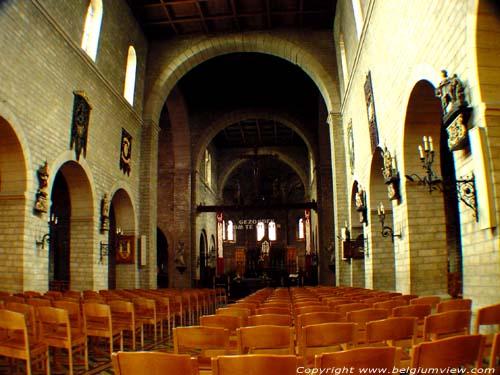 Sint maartenskerk sint truiden belgi for Geba interieur st truiden