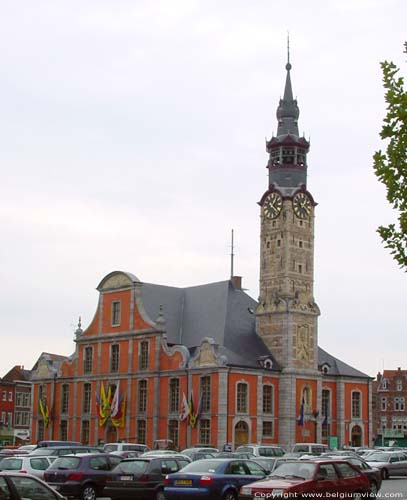 Townhall SINT-TRUIDEN picture