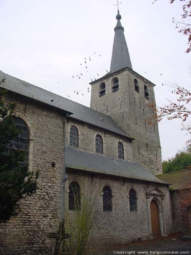 Saint-Barthélemy church in Zétrud-Lumay JODOIGNE picture