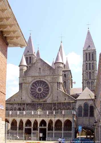Our-Ladies cathedral TOURNAI picture