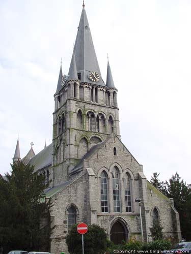 Église Saint-Jacques TOURNAI photo