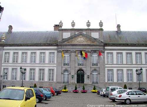 Old Saint-Martin abbey - City Hall TOURNAI picture