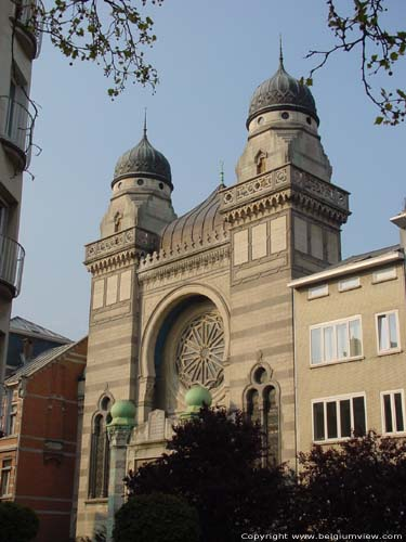 Synagoge Shomré Hadass ANVERS 1 / ANVERS photo