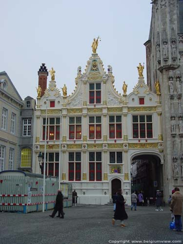 Eld griffy  of Bruges' Liberty BRUGES picture
