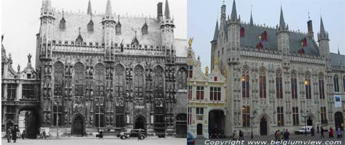 Town hall BRUGES picture