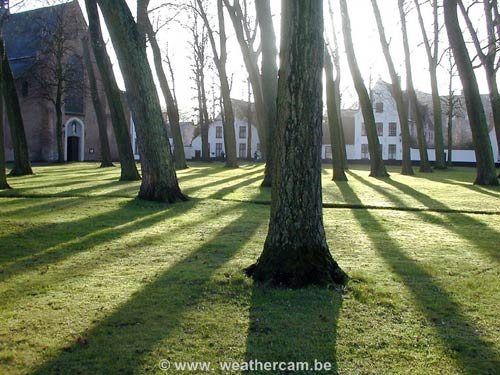 Beguinage Ten Wijngaerde BRUGES picture